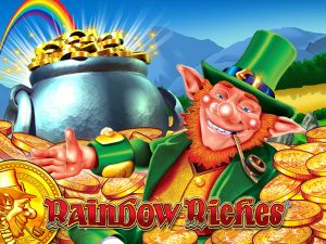 Rainbow Riches slot machine