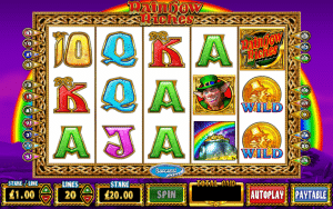 Play Rainbow Riches Online